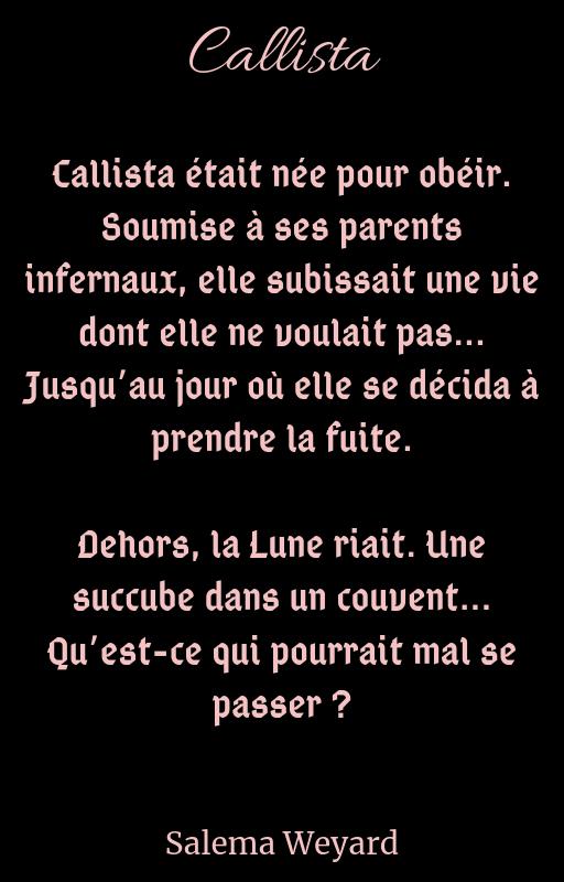 #callista #autoédition #fantasy #nouvelle #amwriting #kobo #wattpad