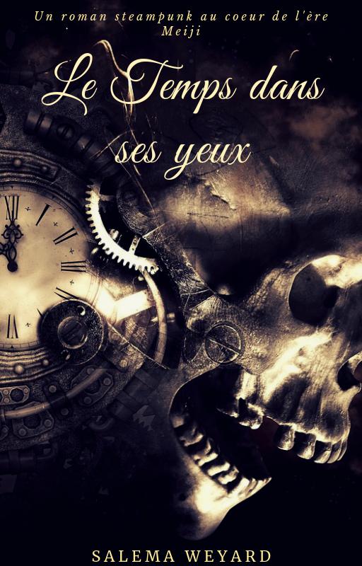 #steampunk #sorcière #autoédition #roman #gratuit #kobo #bookelis #wattpad #vampire #fantasy #japon #lgbt