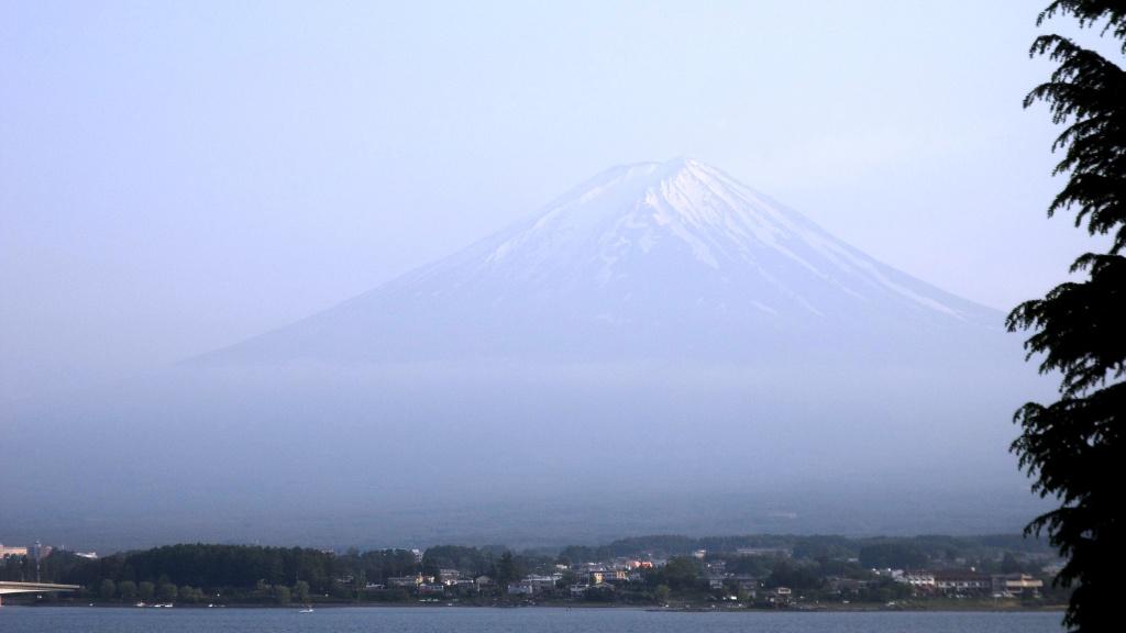 #Japon #Kawaguchiko #Fuji #Voyage