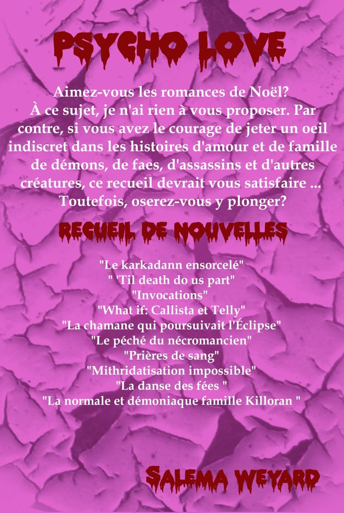 #recueil #gratuit #fantasy #fantastique