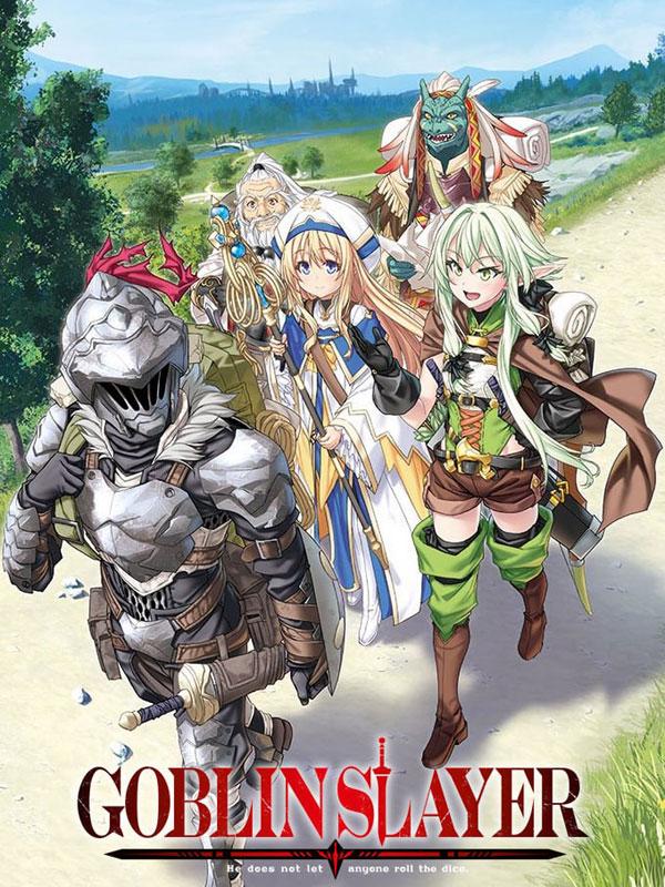 #anime #cover #goblinslayer