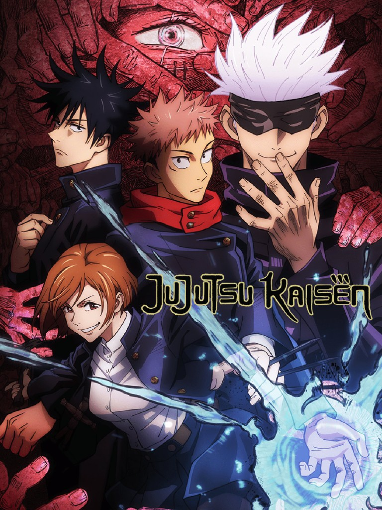 #anime #cover #jujutsukaisen