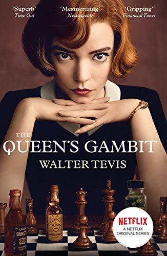 #série #cover #queensgambit