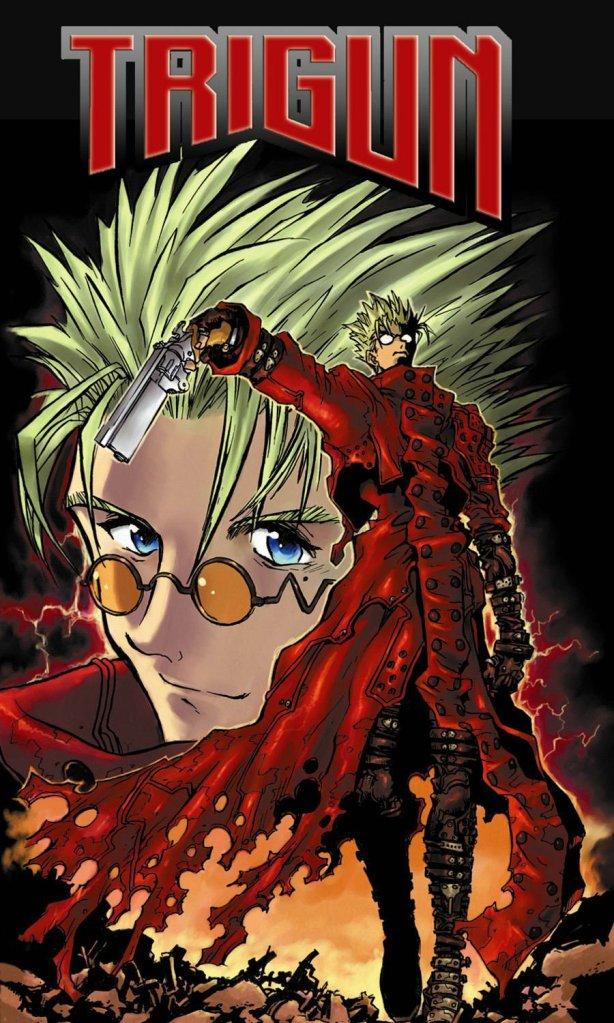 #anime #cover #trigun