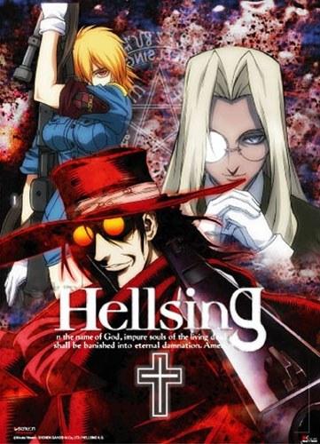 #anime #cover #hellsing