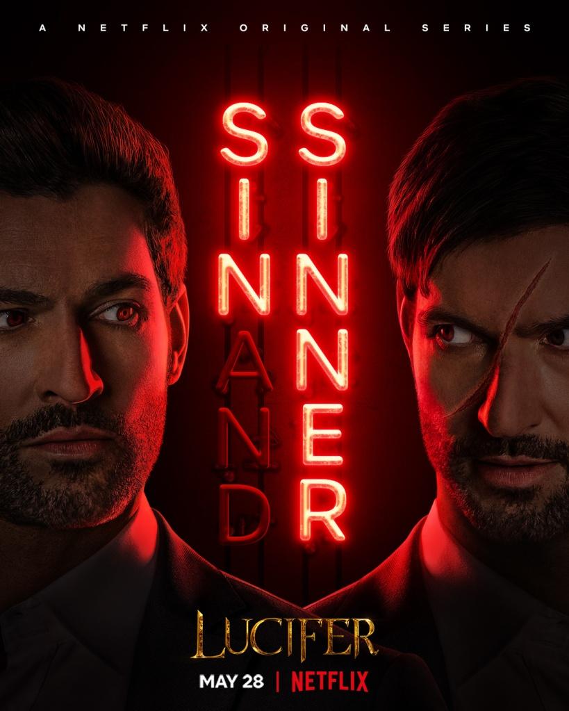 #série #cover #lucifer